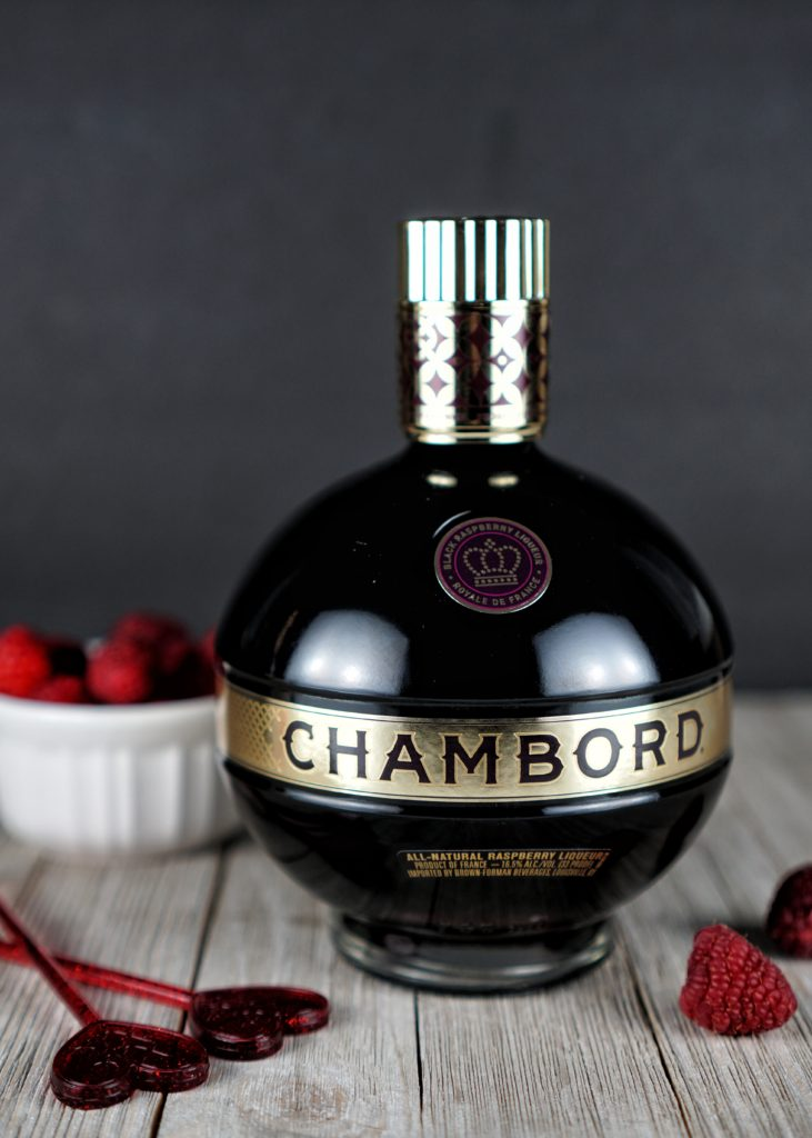 Chambord Raspberry Spritz Cocktail