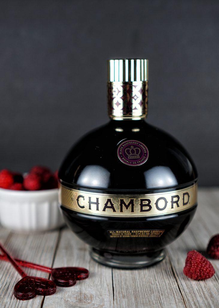 Chambord Raspberry Spritz Cocktail