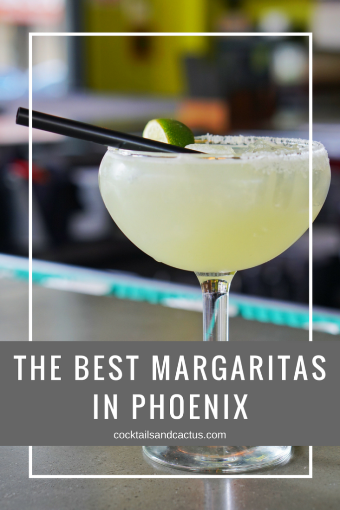The best margaritas in Phoenix