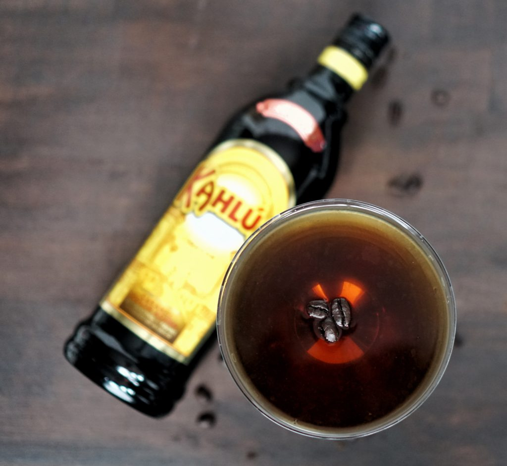 Espresso Martini National Kahlua Day
