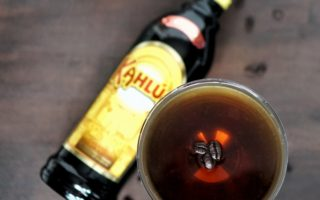 Espresso Martini Recipe for National Kahlua Day