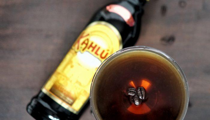 Espresso Martini Recipe for National Kahlua Day