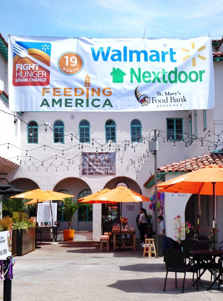 Walmart Fight Hunger Spark Change Phoenix