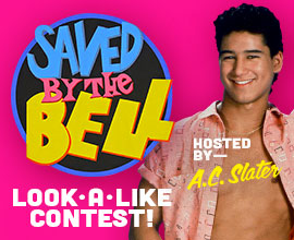 Cinco de Mario Saved by the Bell contest