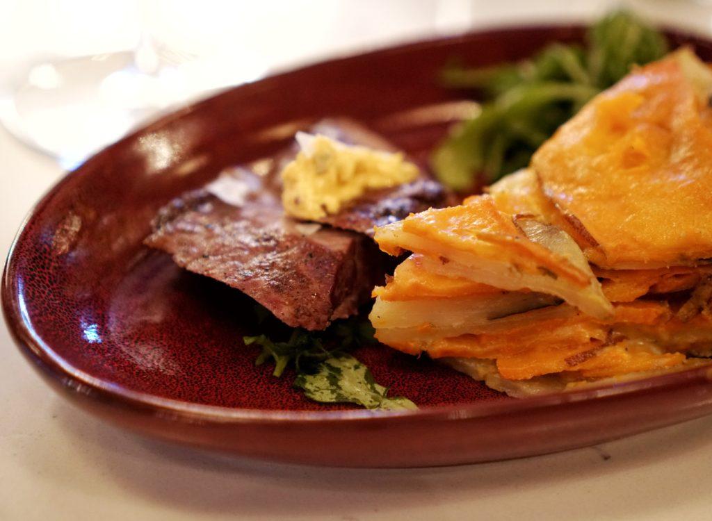 Az restaurant week Hand Cut Chophouse menu