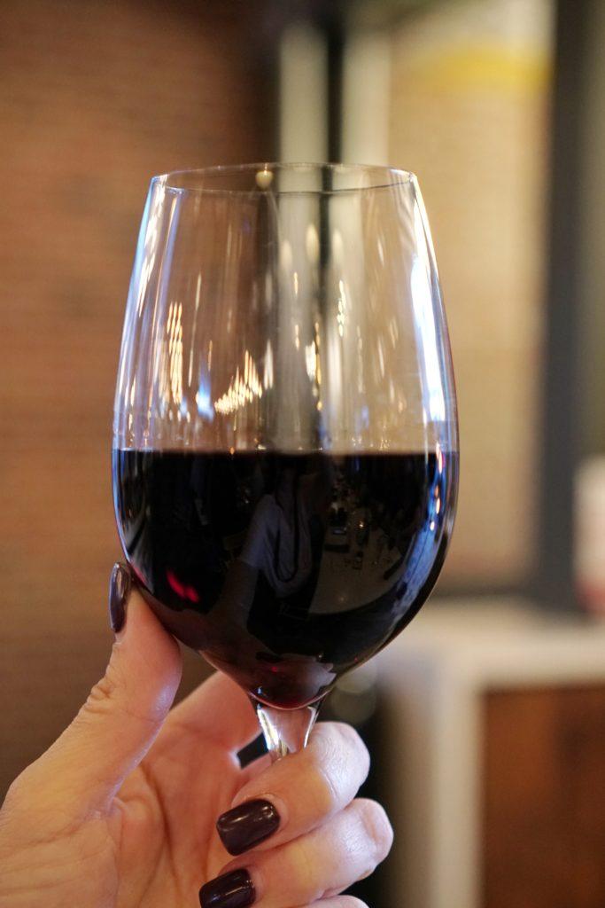 hand cut chophouse wine