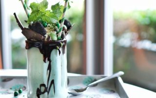 Hotel Valley Ho's Show Stopper August Creation: Mint Chocolate Madness