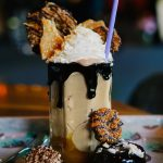 Samoa Lava Cake – Hotel Valley Ho's February Show Stopper Shake at ZuZu