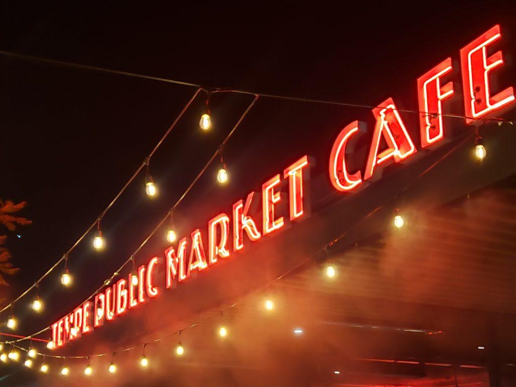 Tempe Public Market patio