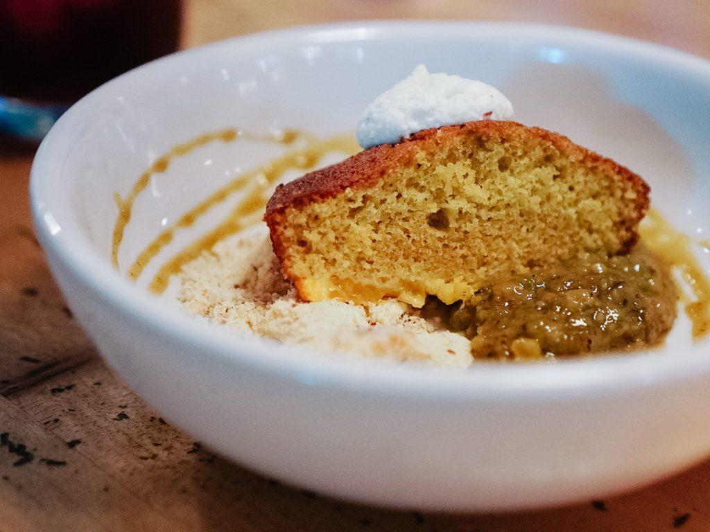 Tempe Public Market butter cake