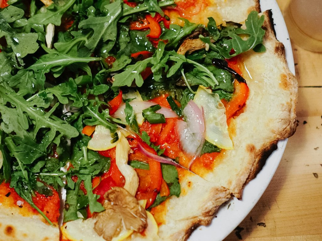 Vegan Pizza Tempe Public Market