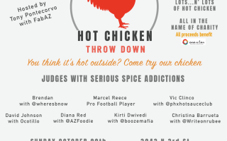 Phoenix's Hot Chicken Throw Down