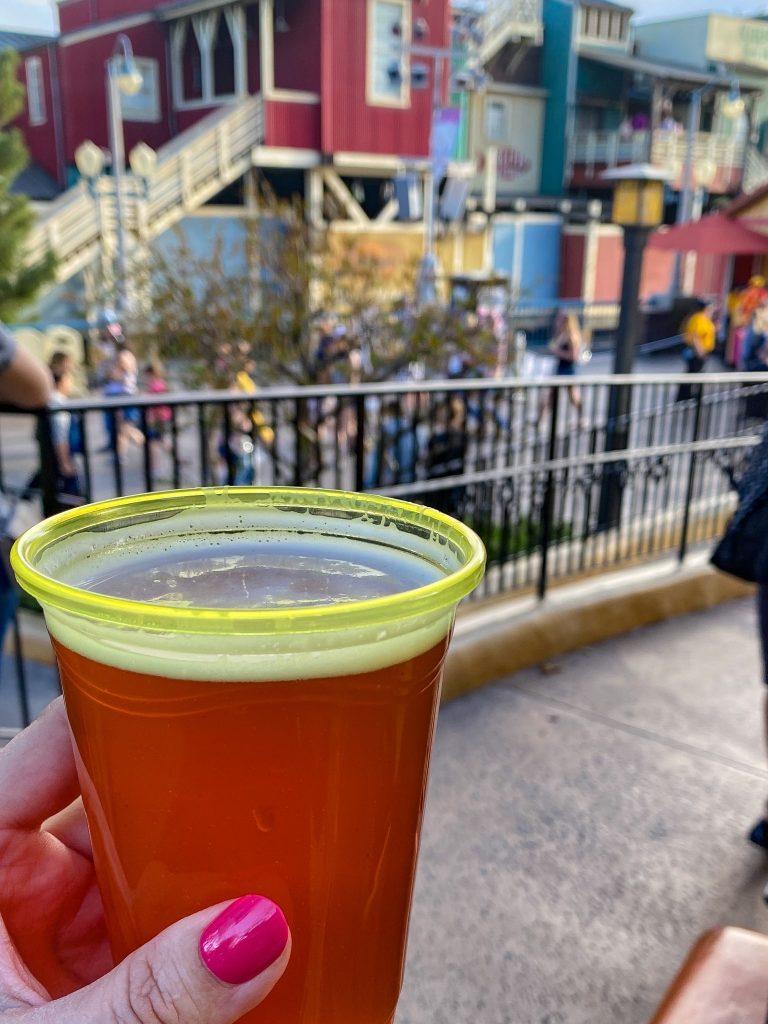 Disney Food and Wine Beer Cocktail